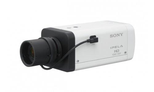 Preisvergleich Produktbild Sony SNC-EB630 – -Kameras (Innenraum,  Box,  verkabelt,  Schwarz,  Weiß,  Ceiling / Wall,  1920 x 1080 Pixel)