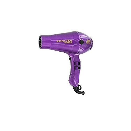Parlux Hair Dryer 3200 - Secador de pelo, color violeta