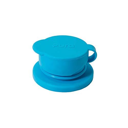 Silikon-Trinkaufsatz, für Sport, Aqua (Blau) ()