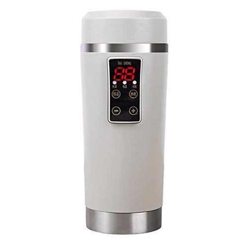GO&CAR Auto Electric Cup 12V ein Glas kochendes Wasserkessel Portable Travel Insulation Heater , A Go Travel-cup-kessel