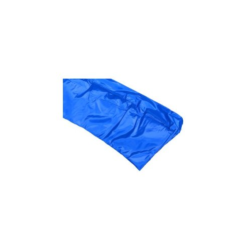 Hudora 95510 Umrandung Randpolster PVC/PE 305 cm für Trampoline - Farbe: blau