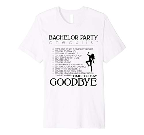 b9169da4 Funny bachelor party shirts the best Amazon price in SaveMoney.es