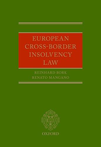 European Cross-Border Insolvency Law (English Edition)