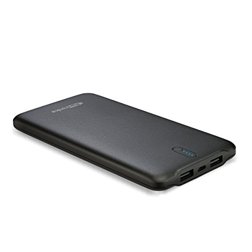 Portronics POR-694 Power Wallet 10, 10000mAh Power Bank For Smart Phones, Tablets and Bluetooth Speakers