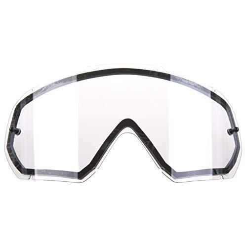 O'Neal B-10 Goggle Spare Double Lens Visier Klar Ersatzteil Brille Glas Schutzscheibe Motocross MX, 6024-901