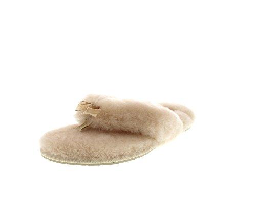 ugg-fluff-flip-flop-ii-womens-low-top-slippers-beige-natural-65-uk