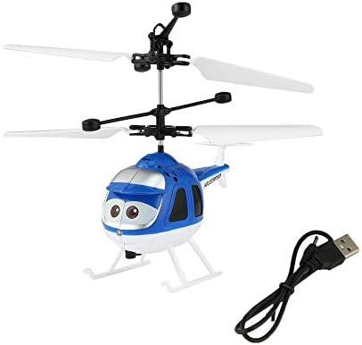 Avion à induction infrarouge avions avions avions jouets volants avec la lumière clignotante LED Mini hélicoptère jouet vol flottant pour les enfants de 14 ans et plus | Offre Spéciale  98ab67