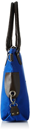 Bags4Less - Stern-mini, Borsa a tracolla Donna Blu (Roealblau)