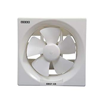 Usha Crisp Air 200mm Exhaust Fan (Pearl White)