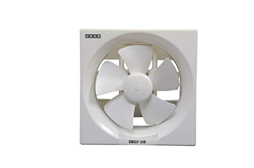 Usha Crisp Air 150mm Exhaust Fan (White)