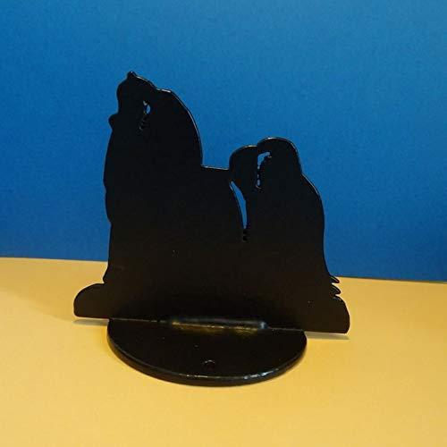 PROFILE RANGE Figur aus Eisen, Motiv: Malteser -