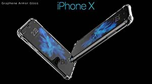 iPhone X Protection Clear Transparent CASE Cover