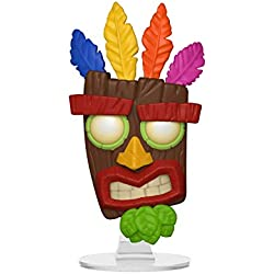 Funko POP! Crash Bandicoot: Aku Aku