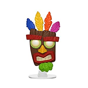 Funko Pop Aku Aku (Crash Bandicoot 420) Funko Pop Crash Bandicoot