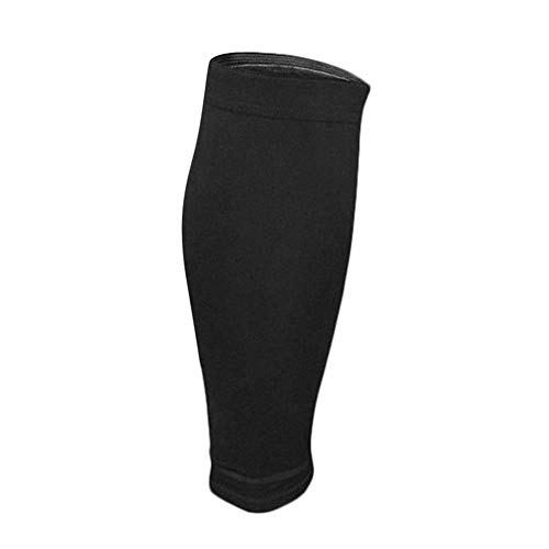 1pc Professional Sport Compression Leg Sleeve Shin Guard Calzini Uomo E Donna Scaldamuscoli...