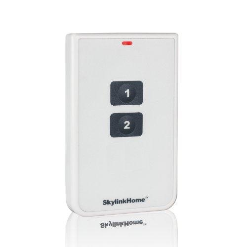 skylinkhome tc-318–2zwei Taste Wireless Lighting Fernbedienung | Einfacher Kleiner einfach zu bedienen Handheld Home Automatisierung Transmitter (Skylink Wireless Remote)