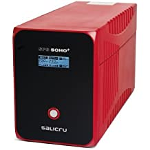Salicru SPS.2000.SOHO+ - Sistema de alimentación ininterrumpida (2000VA, 3 x Schuko interactivo)