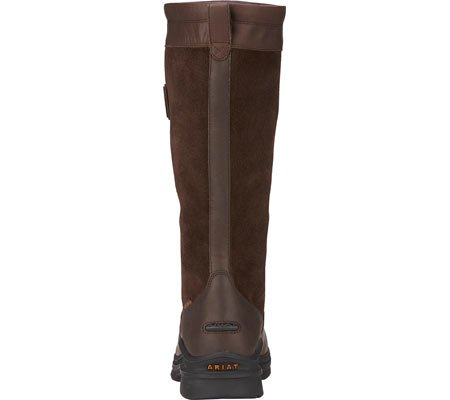 ARIAT Damen Stiefel BELLE TALL H2O wasserdicht darkbrown