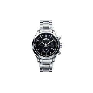 Sandoz 81383-57 – Reloj de Pulsera (Correa de Acero Inoxidable)
