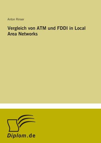Vergleich von ATM und FDDI in Local Area Networks
