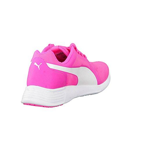 Adulte Pink Compétition De Evo Puma Running White Chaussures 57Bqfzp