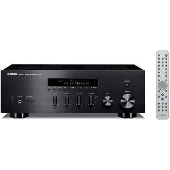 Yamaha R-S300 Amplificateur et Lecteur Réseau - Noir