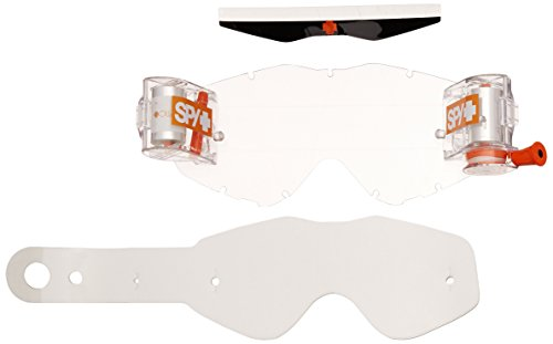 Spy Clear View Klutch/Whip/Targa 3 Mx Goggle Zubehör, Clear View System, One Size