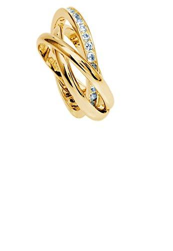 Russisches Ehering-Set 18Karat Gold mit Diamanten (Russische Eheringe)