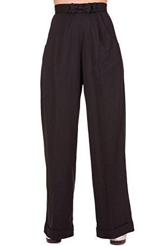 Banned Apparel - Hidden Away Trousers S