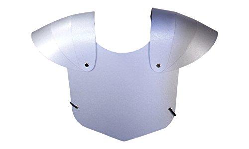 Holzspielerei 73586-3 - Kostüme für Kinder - Brustpanzer, Silber