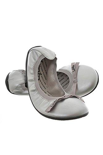 Les p'tites bombes Ballerine ella, colore: grigio, Grigio (grigio), 40 EU