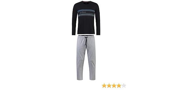 Strellson Bodywear Herren Pyjama Einteiliger Schlafanzug