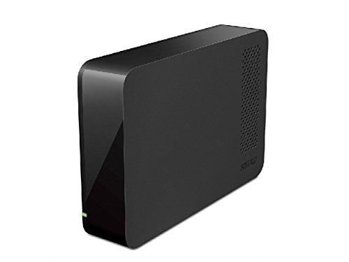 Buffalo DriveStation HD-LC2.0U3B-EU 2TB Externe Festplatte (8,9 cm (3,5 Zoll), USB 3.0) (Drivestation Usb)
