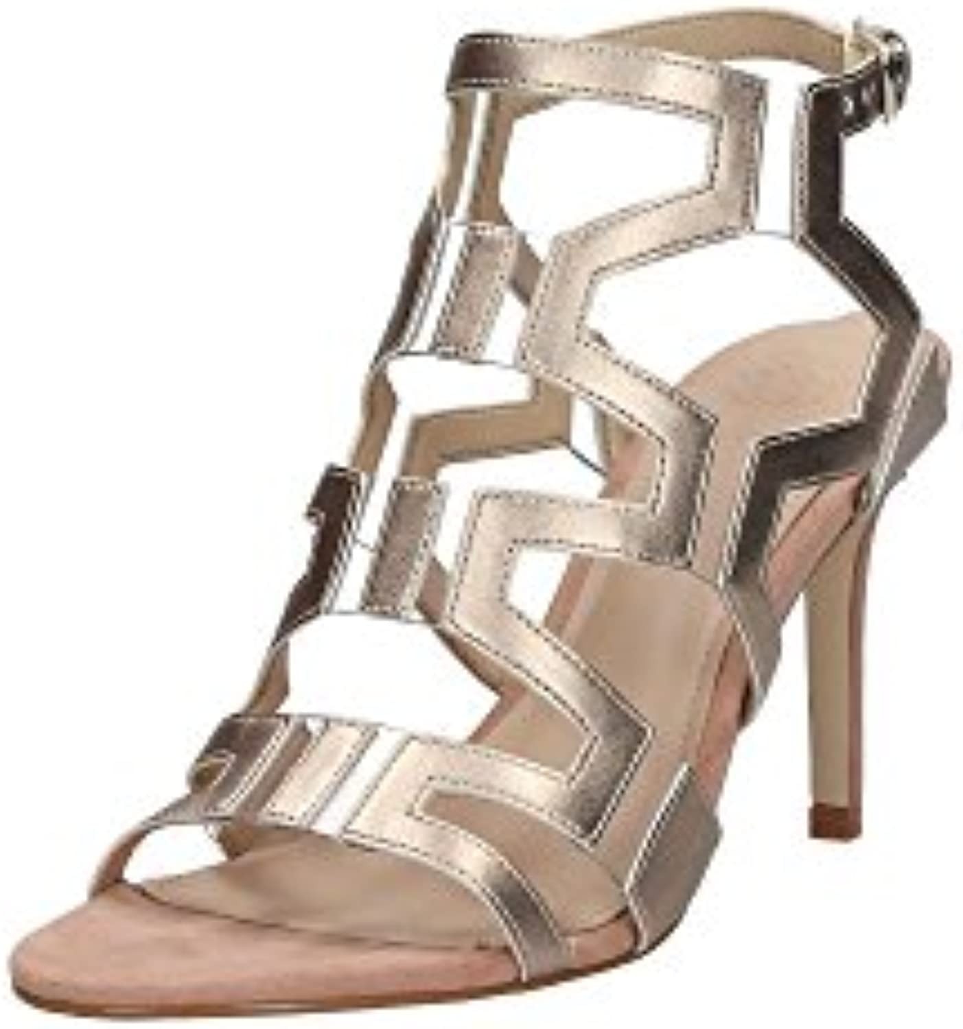 3318180e2ace Guess Women s Cyarra Fashion Sandals Beige Beige 5.5-6 B06XKMRWK9  B06XKMRWK9 B06XKMRWK9 Parent 0d7a29