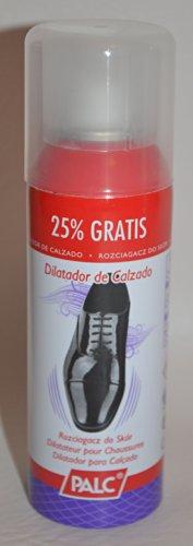 Palc - Dilatador Calzado Zapato Spray Aerosol 125 Mililitros