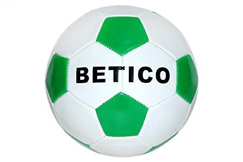 Toinsa - Balón Fútbol Blanco y Verde