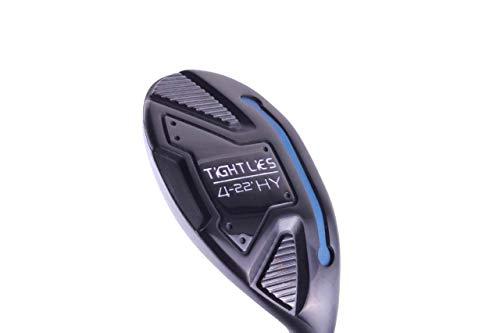 Adams Herren Golf Hybrid Tight liegt, 22° 4H, RH, Senior Mitsubishi KuroKage, 22° 4H, Herren RH Mitsubishi KuroKage, Senior -