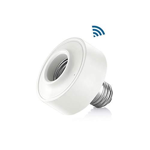 Enchufe Y Zócalo Smart Life WiFi Light Holder Lámpara
