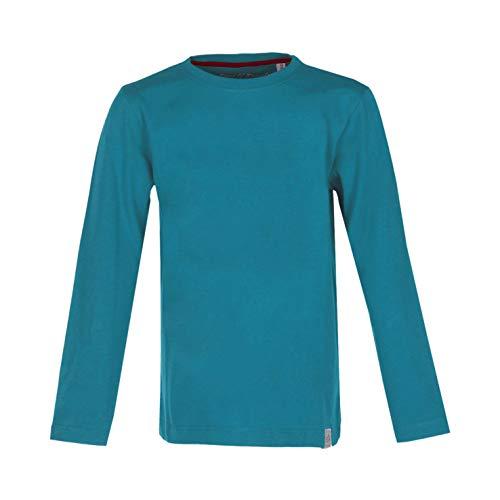 Band of Rascals Kinder T-Shirt Langarm Basic Longsleeve aus Bio-Baumwolle (Shirt Knaben Langarm)