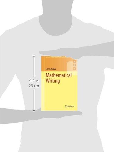 Zoom IMG-3 mathematical writing