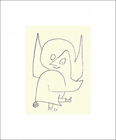 Kunstdruck / Poster: Paul Klee