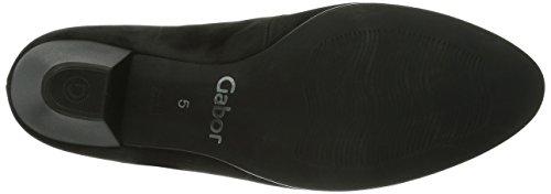 Gabor Shoes Gabor Comfort, Scarpe col tacco donna Nero (Nero (nero))