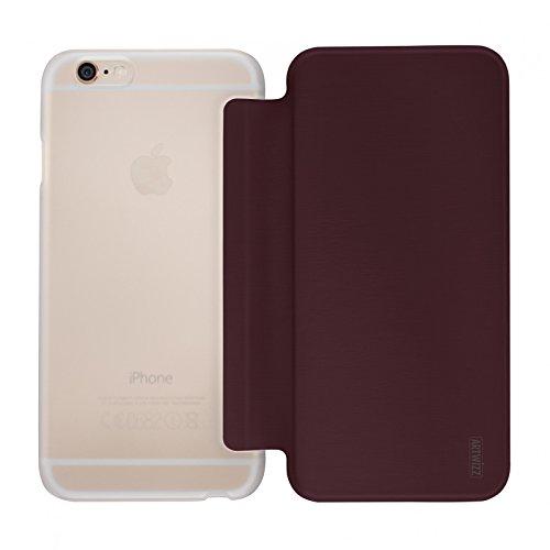 Artwizz 7846-1552 SmartJacket Case für Apple iPhone 6/6S marsala marsala
