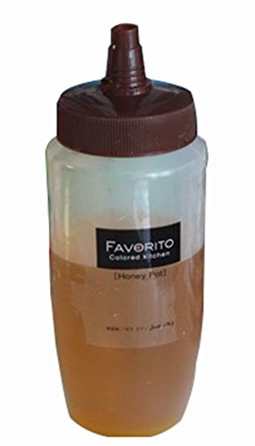 Set bestehend aus 2 Kännchen Marmeladengläser Honigspender, 340ml