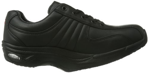 Balance Schwarz Chung Schnürhalbschuhe Shi schwarz Damen Step Oxford Sneaker UUAv5qw