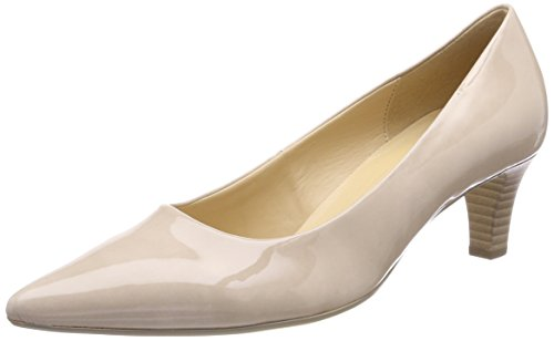 Gabor Shoes Damen Fashion Pumps, Beige (Sand), 38.5 EU