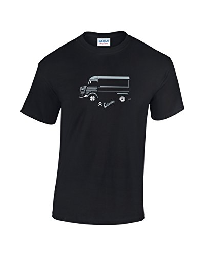citroen-h-van-classic-vehicle-t-shirt-black-silver-x-large