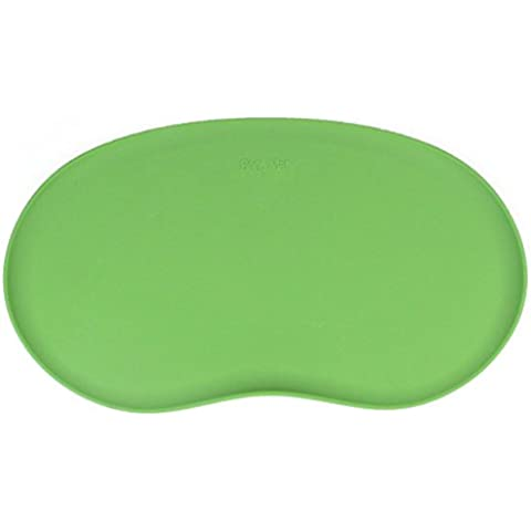 Beco mascotas lugar alfombrilla, tamaño mediano, verde