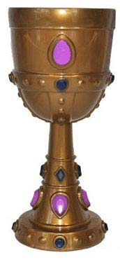 Coppa del re (Heiligen Gral Kostüm)