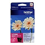 BROTHER COLOR INKJET MAGENTA CARTRIDGE LC 39 M
